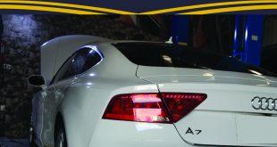 صيانة اودي Audi A7