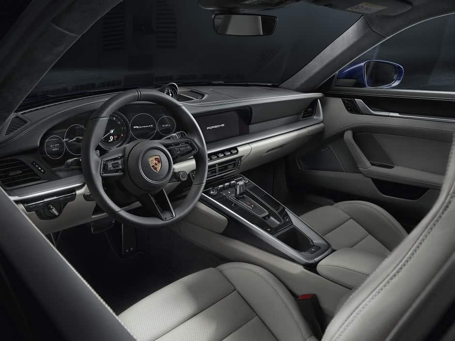 مقود-بورش-911-2020